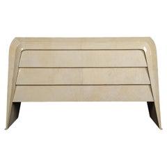 PLM-0083 Ivory Parchment Dresser