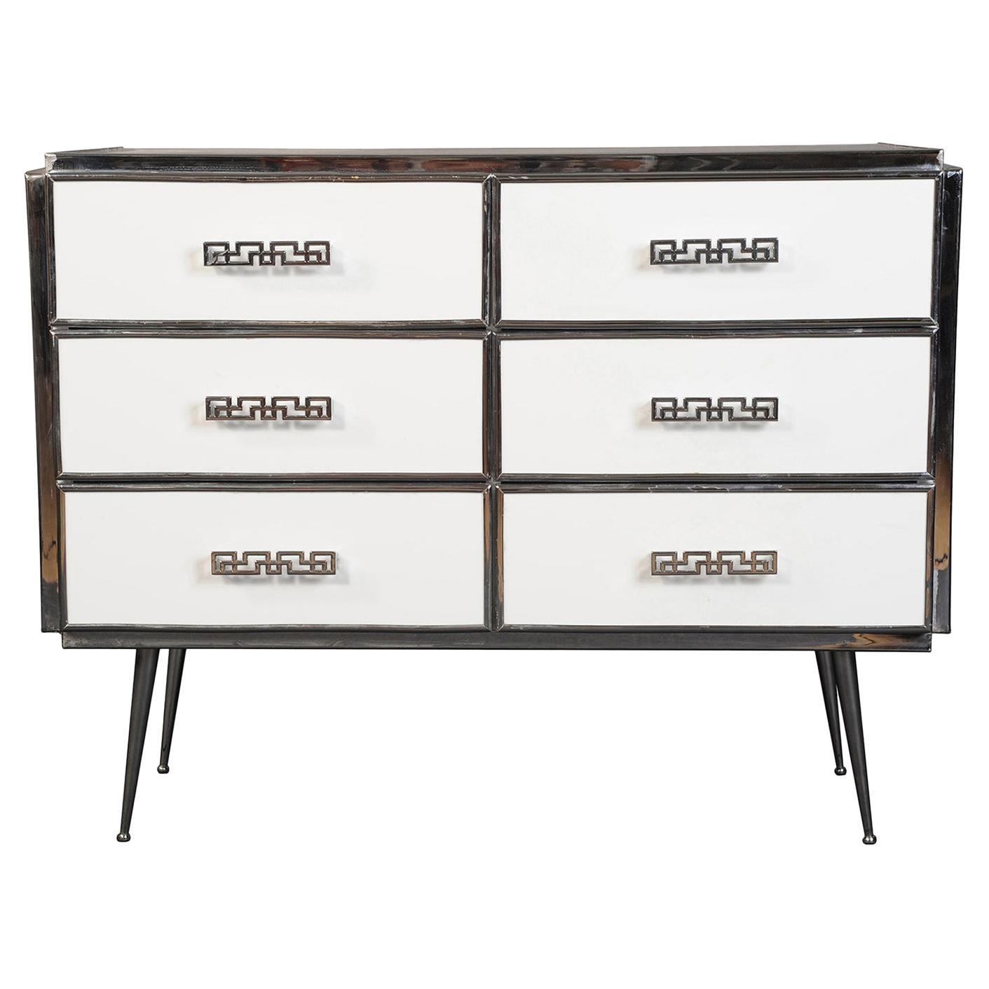 PLM-0088 White Dresser