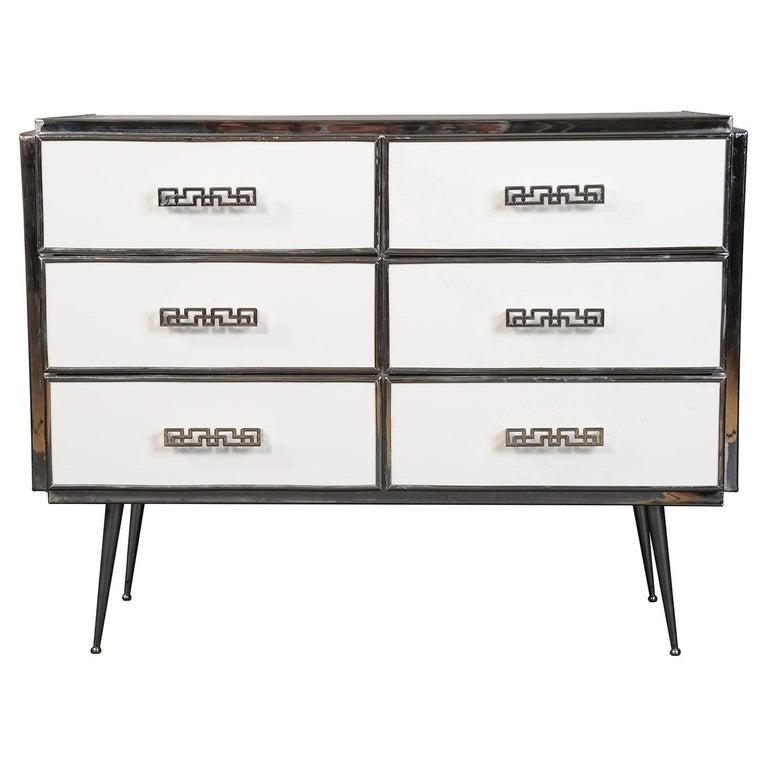 PLM-0088 White Dresser For Sale
