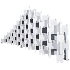 Plug & Play POLAR Sound Absorbing Room Divider by Marie Aigner