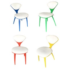 Plycraft Chairs by Norman Cherner