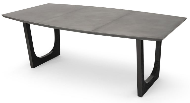 Modern And Chic The Plymouth Dining Table Is A Striking Addition To Any Space