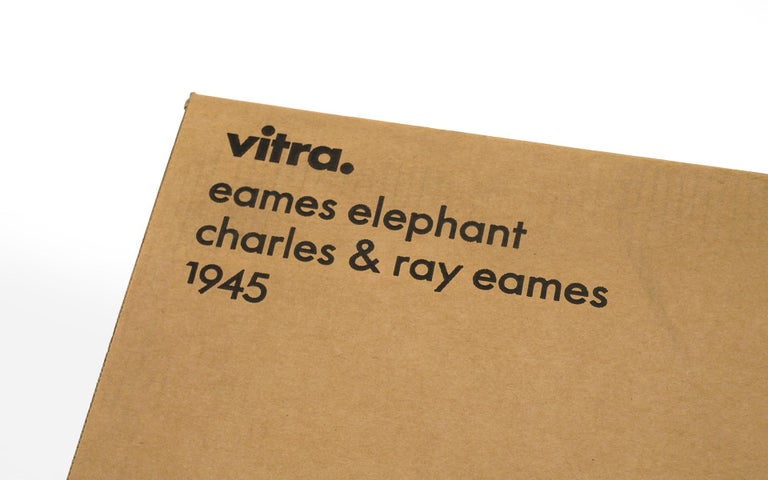 Plywood Elephant by Charles and Ray Eames, New, Only Opened for Photos For Sale 5