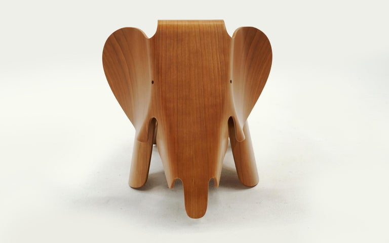 German Plywood Elephant by Charles and Ray Eames, New, Only Opened for Photos For Sale