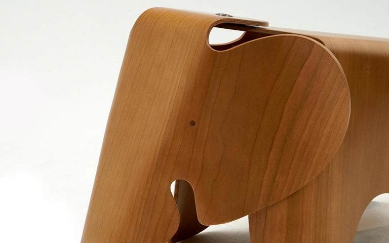 Contemporary Plywood Elephant by Charles and Ray Eames, New, Only Opened for Photos For Sale