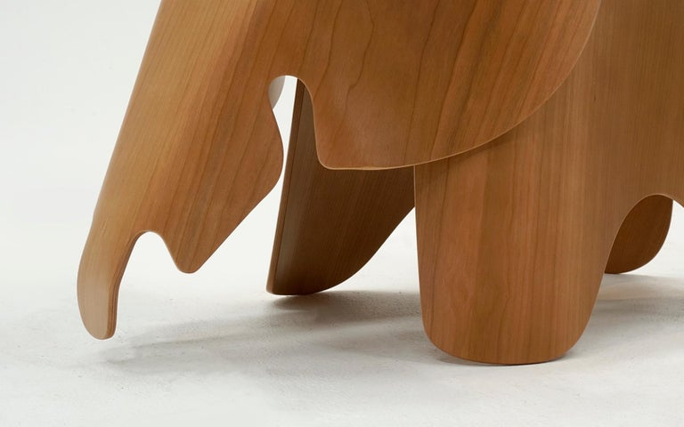 Plywood Elephant by Charles and Ray Eames, New, Only Opened for Photos For Sale 1