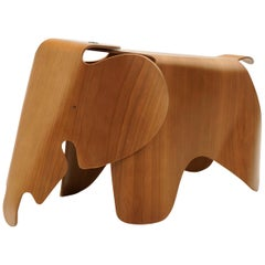 Plywood Elephant by Charles and Ray Eames, New, Only Opened for Photos