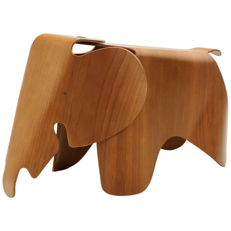 Plywood Elephant by Charles and Ray Eames, New, Only Opened for Photos For Sale