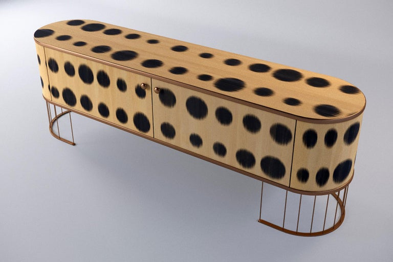 The chest of drawers of the BUGS collection is one of the most serious and soundest of its representatives. Owing to its shape, purpose, and convenience, the quality of materials, and manufacturing, its bright nature is the second only to its