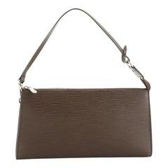 Pochette Accessoires Epi Leather