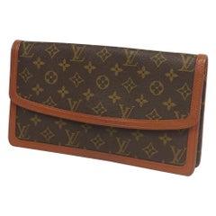 Louis Vuitton Pochette  Dame GM  clutch bag  Mens  second bag M51810