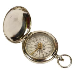 Pocket Compass for a British Officer, Early 1900s