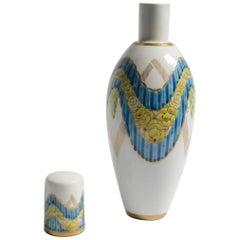 Porcelain Camile Naudot Art Deco