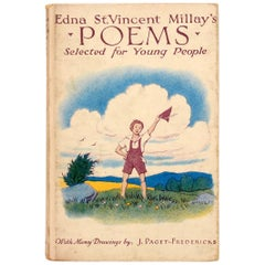 Poems Selected for Young People by Edna St Vincent Millay