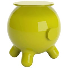 Pogo Side Table — Green