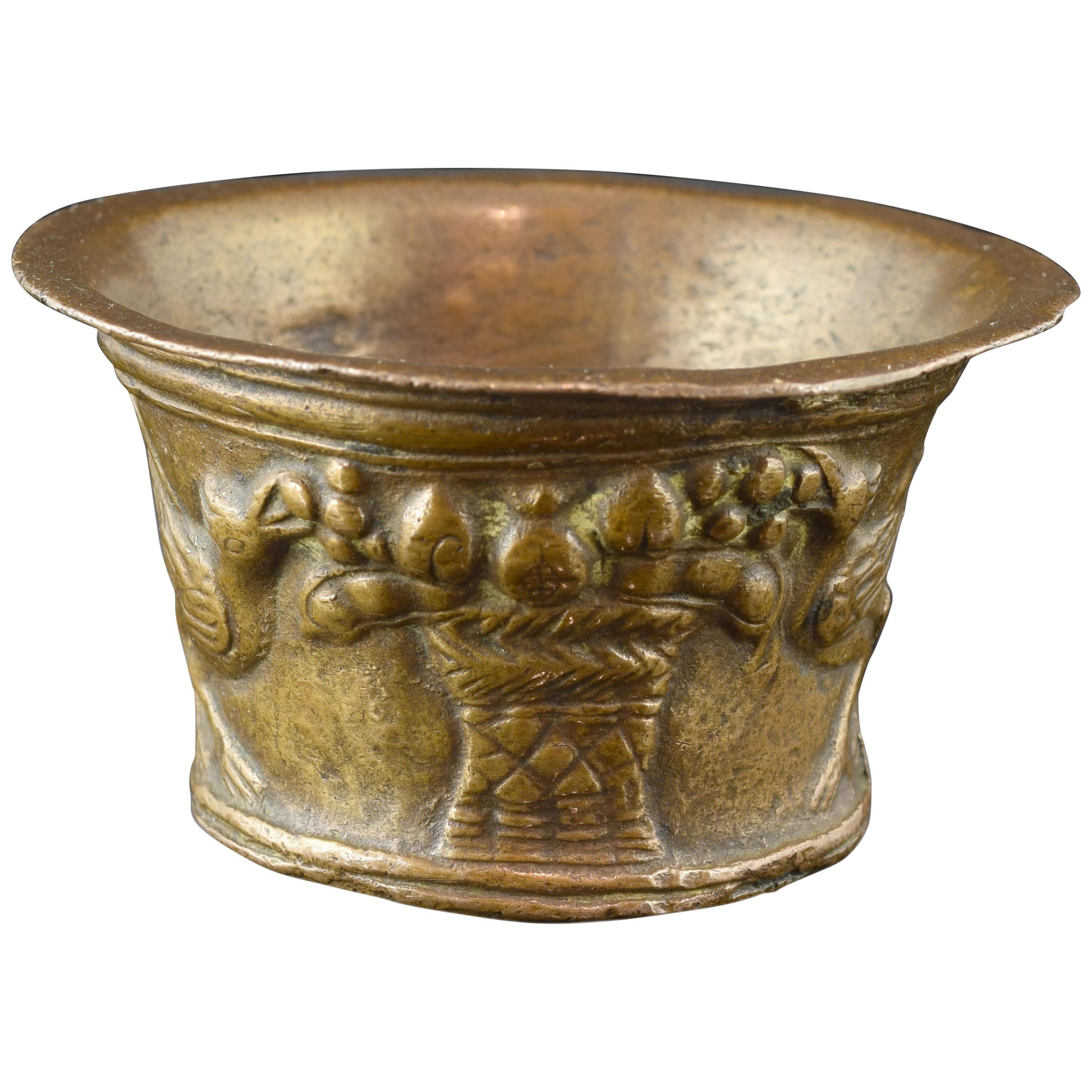 """Poison"" Mortar, Bronze, 16th Century"