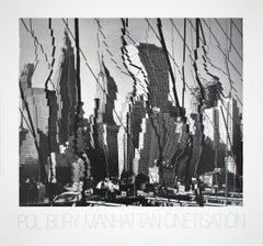 1986 After Pol Bury 'Manhattan Cinetisation (1964)' Photography