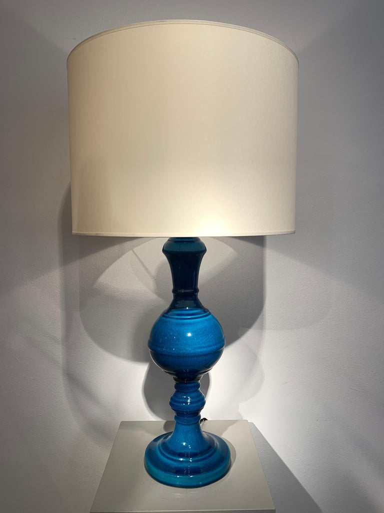 Pol Chambost Table Lamp, 1960s For Sale 1