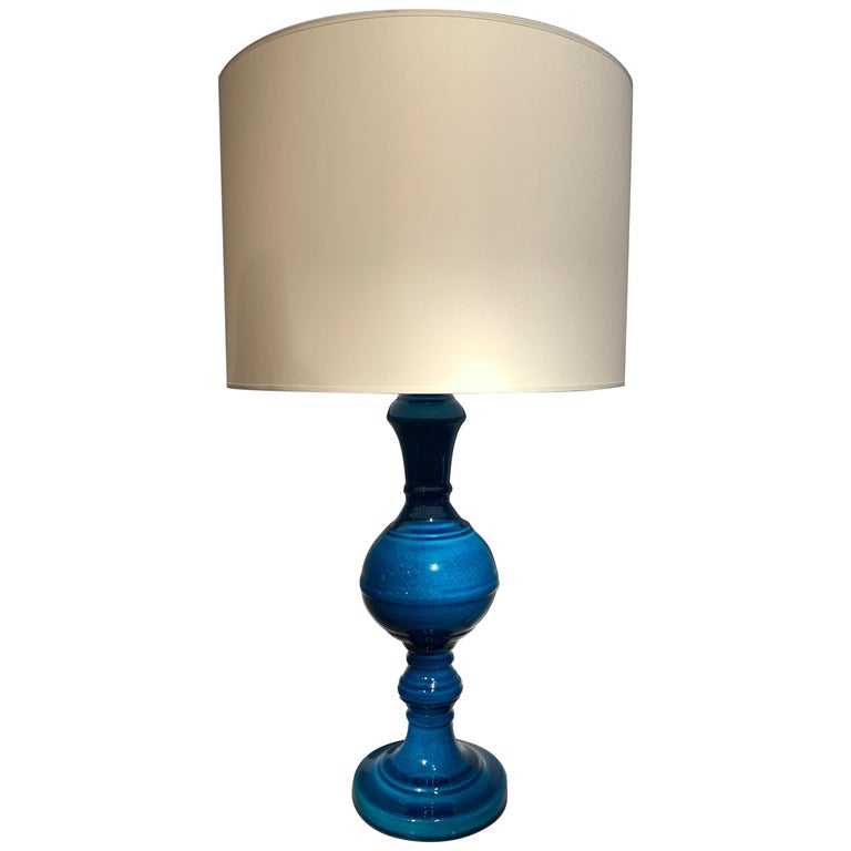 Pol Chambost Table Lamp, 1960s For Sale