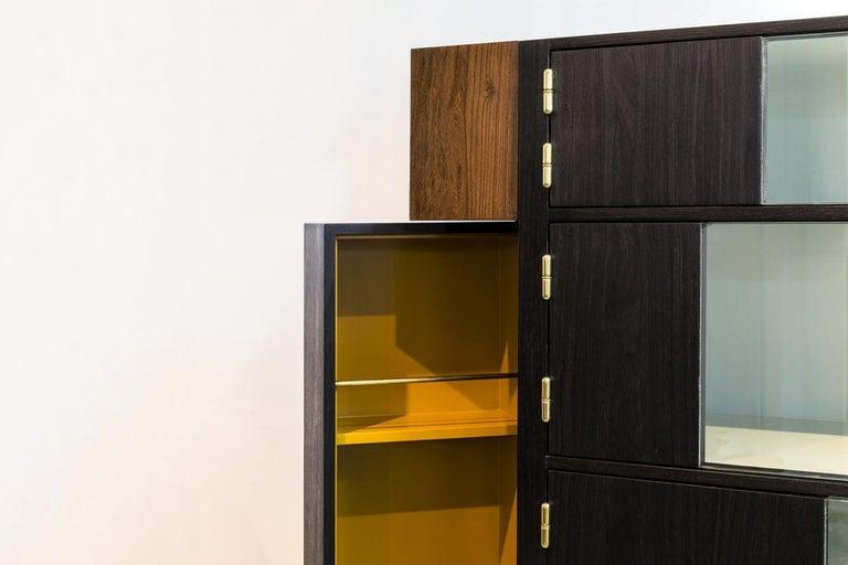 Pola Bar by Alva Design, Contemporary Brazilian Design For Sale 2