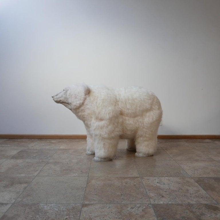 Polar Bear Contemporary Art by Jose Granell Sculpture 3