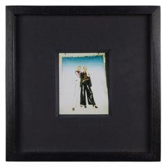 Polaroid Test Image #7 by Denise Tarantino for Dah Len Studios