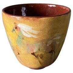 Polia Pillin Ceramic Bowl, circa 1960