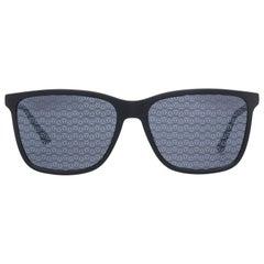 Police Mint Unisex Black Sunglasses SPL585 576AAL 57-16-145 mm