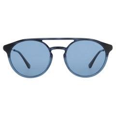 Police Mint Unisex Blue Sunglasses SPL7 22 5309QW 53-20-144 mm