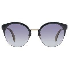 Police Mint Women Black Sunglasses SPL615M6108FF 61-16-137 mm