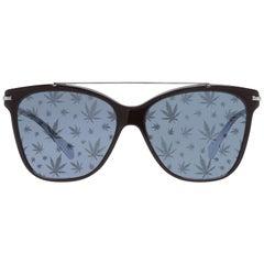 Police Mint Women Brown Sunglasses SPL404E556XKL 55-14-141 mm