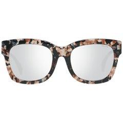 Police Mint Women Multicolor Sunglasses PL616 53AGKX 53-21-146 mm