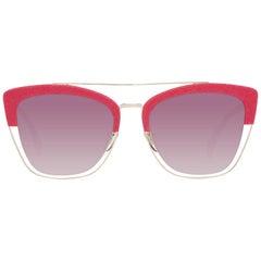 Police Mint Women Pink Sunglasses PL618 548FFX 54-19-143 mm