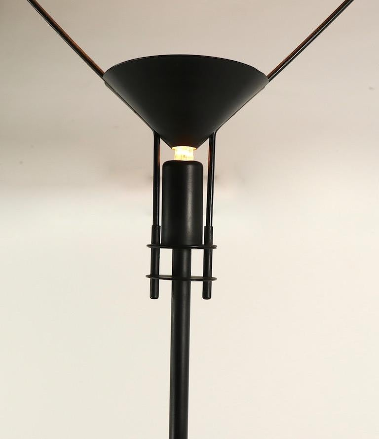 Polifemo Floor Lamp by Carlo Forcolini for Artemide For Sale 4