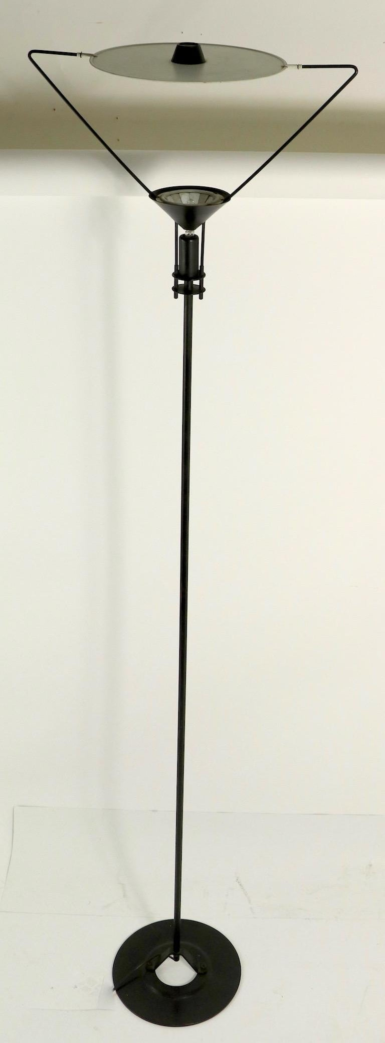 Polifemo Floor Lamp by Carlo Forcolini for Artemide For Sale 6