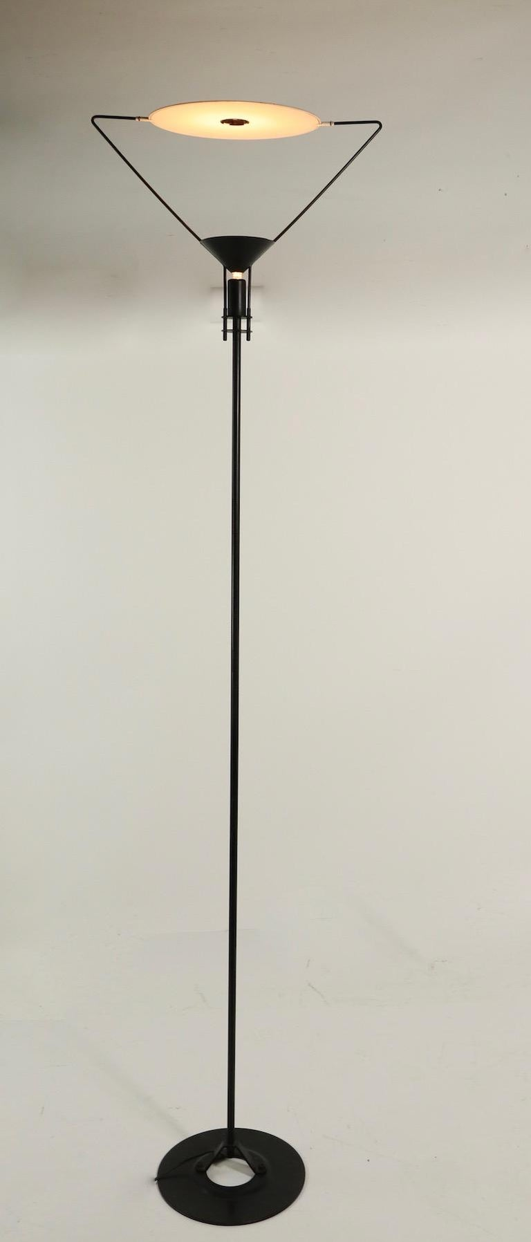 Post-Modern Polifemo Floor Lamp by Carlo Forcolini for Artemide For Sale