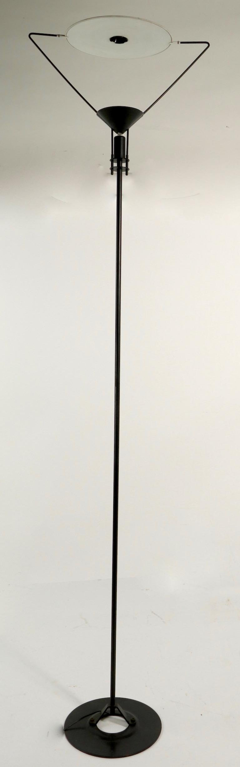 American Polifemo Floor Lamp by Carlo Forcolini for Artemide For Sale