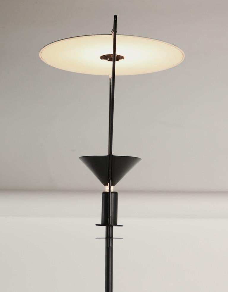 20th Century Polifemo Floor Lamp by Carlo Forcolini for Artemide For Sale