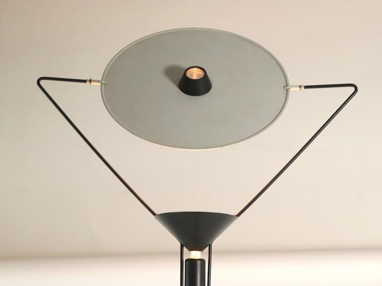 Polifemo Floor Lamp by Carlo Forcolini for Artemide For Sale 2