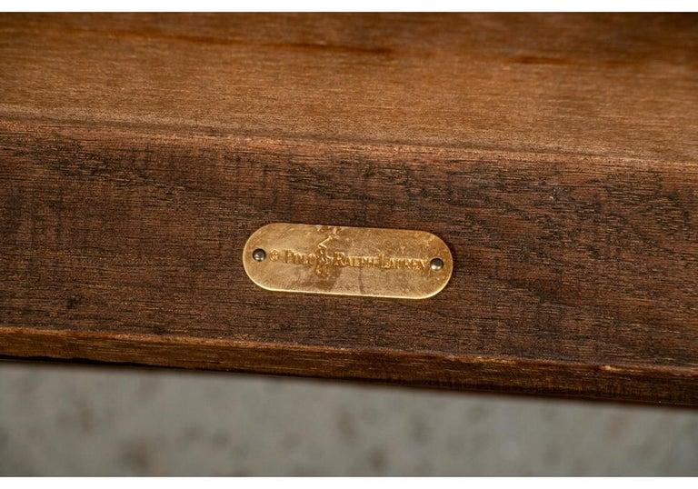 Polo Ralph Lauren Oak Farm Table  For Sale 4