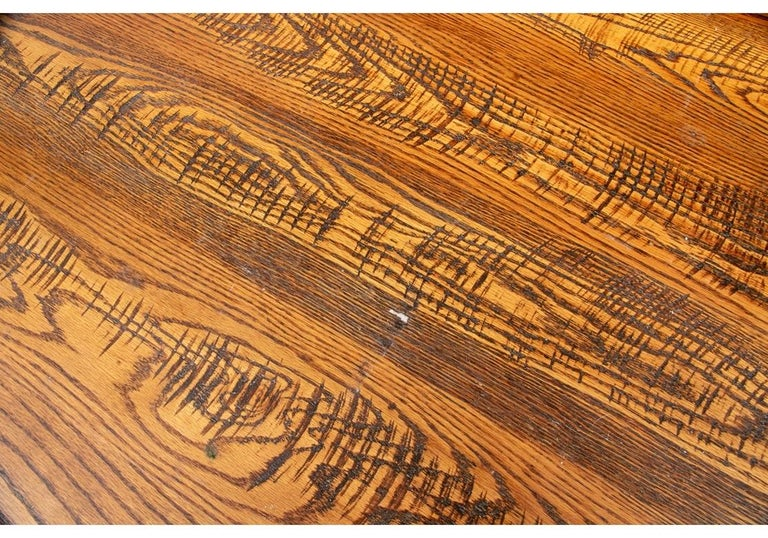Polo Ralph Lauren Oak Farm Table  For Sale 5
