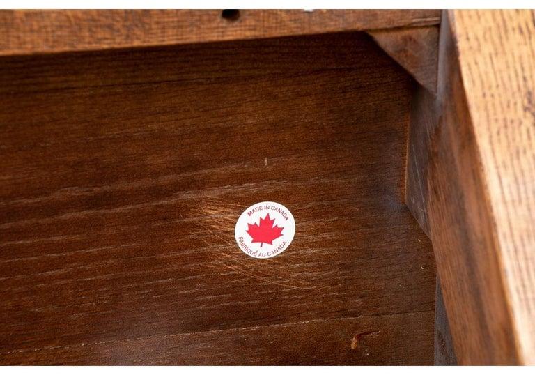 Polo Ralph Lauren Oak Farm Table  For Sale 2