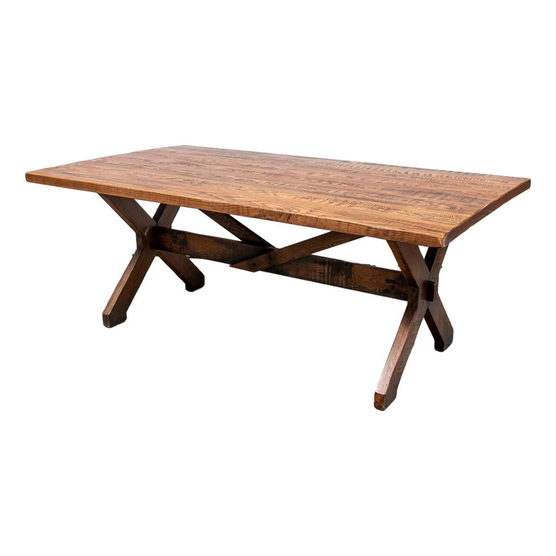 Polo Ralph Lauren Oak Farm Table