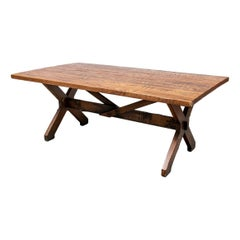 Polo Ralph Lauren Oak Farm Table