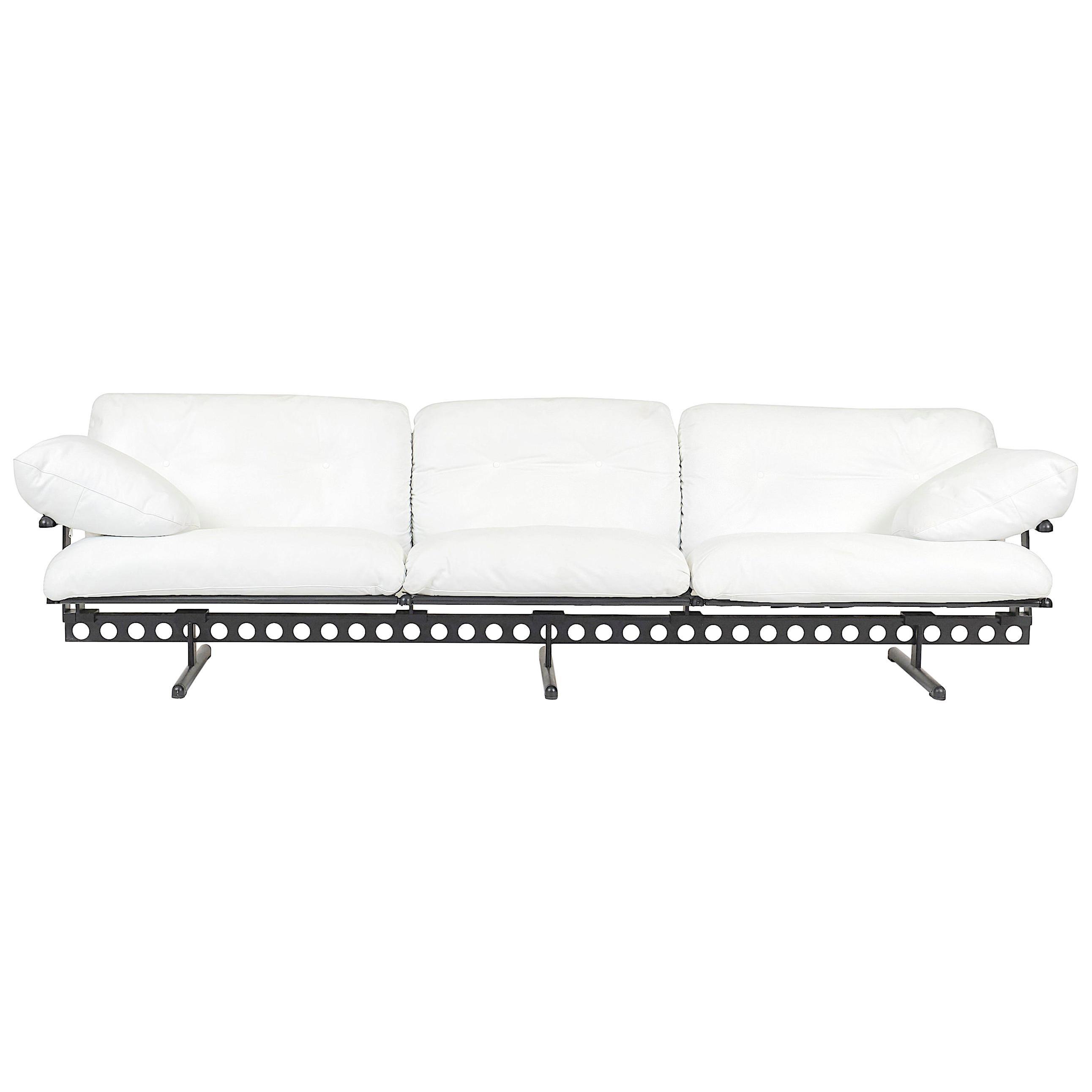 Poltrona Frau Ouverture Sofa by Pierluigi Cerri