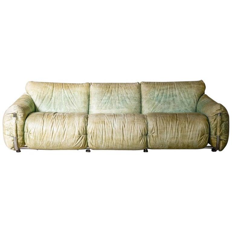 Poltrona Sofa.Poltrona Munari Sofa For Sale At 1stdibs