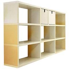 'Polvara' Modular Bookshelf by Giulio Polvara for Kartell, 1970s