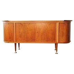 'Poly-Z' Sideboard by A.A. Patijn for Zijlstra Joure, the Netherlands, 1950s