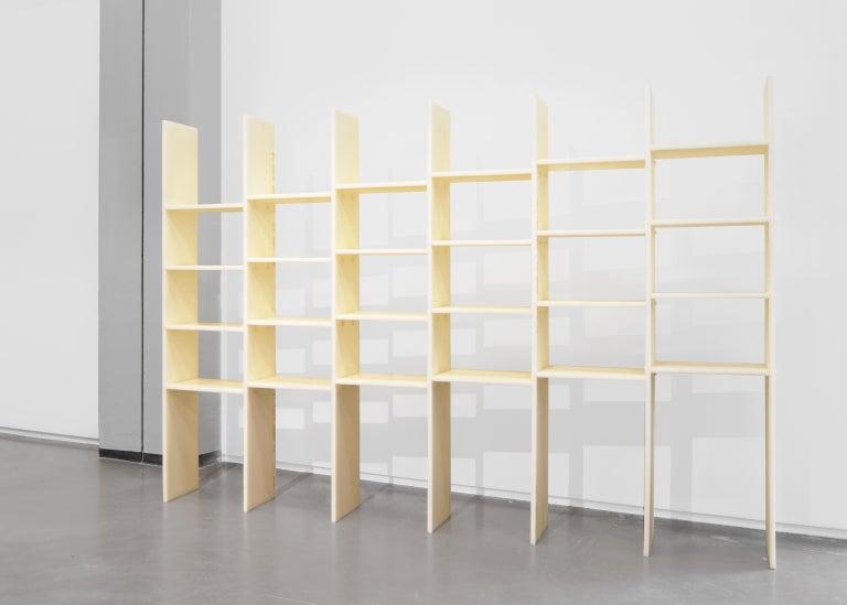 Dutch Polyamide Shelf Signed by Johan Viladrich For Sale
