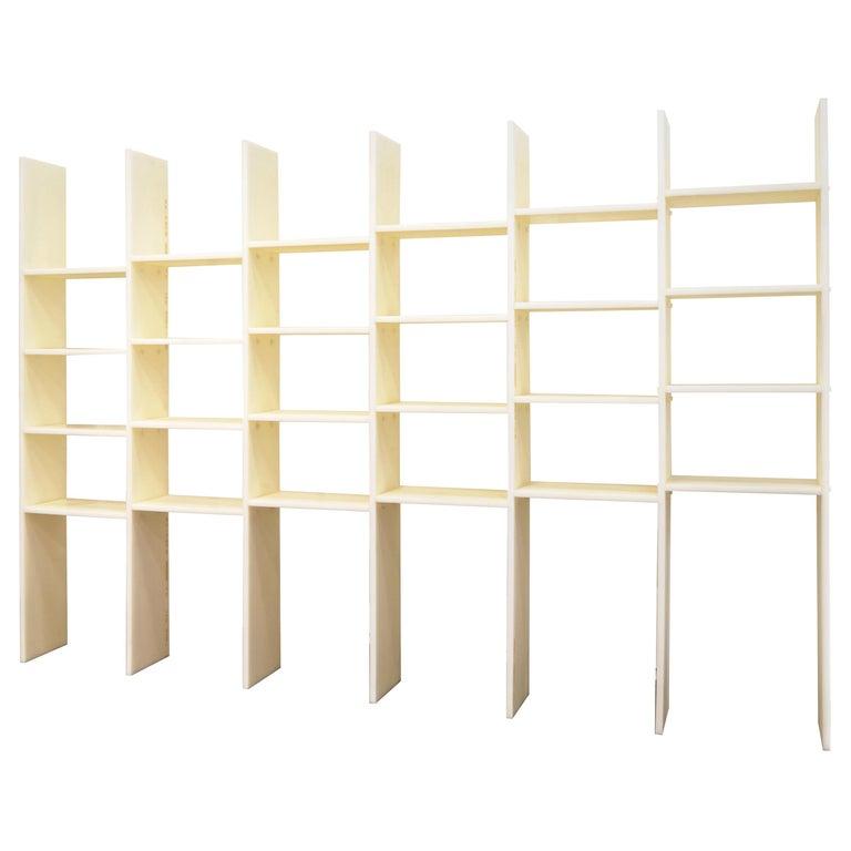Polyamide Shelf Signed by Johan Viladrich For Sale